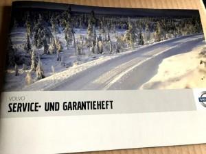 Volvo serviceheft